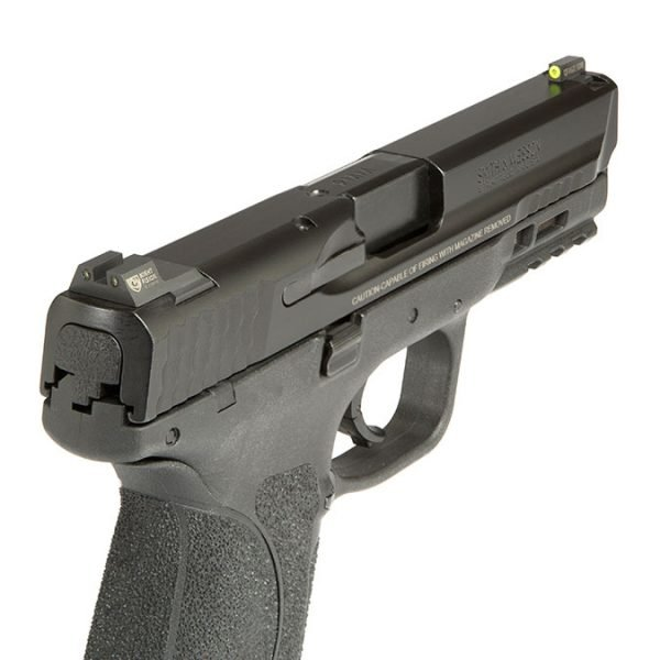 NIGHT FISION PERFECT DOT TRITIUM NIGHT SIGHTS FOR SMITH & WESSON