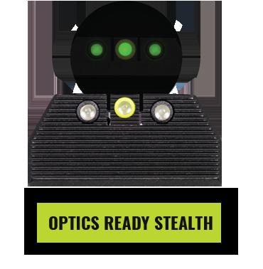 Glock Optics Ready Stealth Sights
