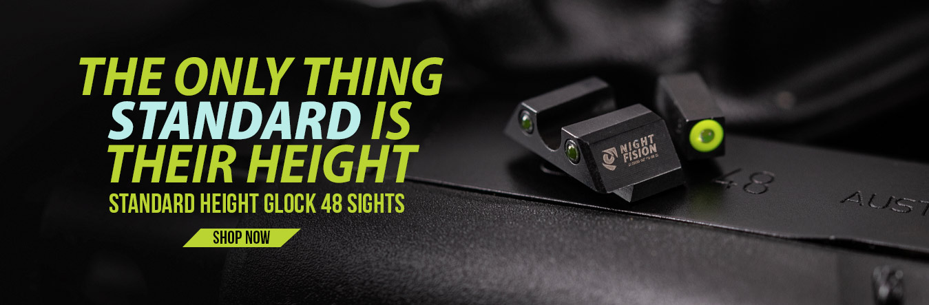 glock 48 standard height sights